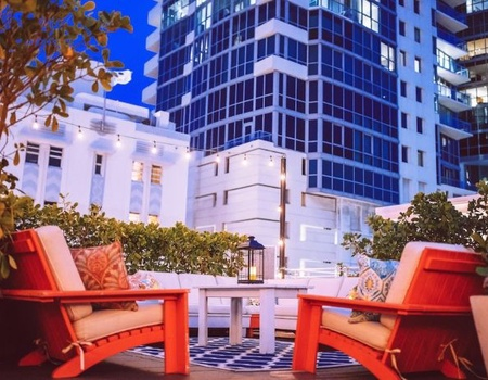 Hôtel Townhouse Miami Beach 3*