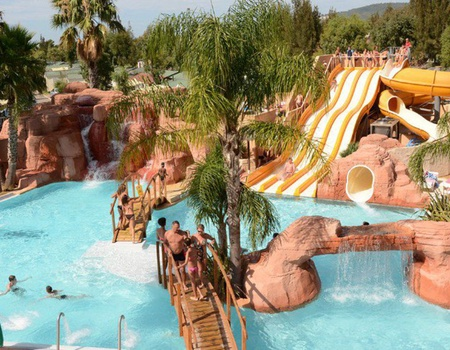 Camping Les Palmiers, 4*