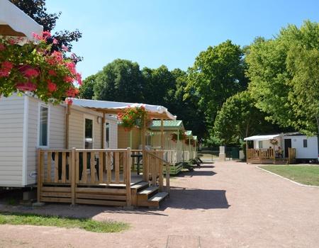Camping des Halles 3*