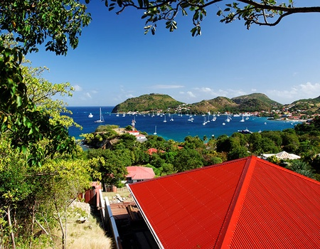 Circuit Les Antilles, la Caraïbe Française et extension Les Saintes