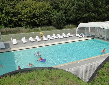 Camping Le Rompval, 3*