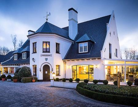 Romantisme et luxe près de Bruges 4*