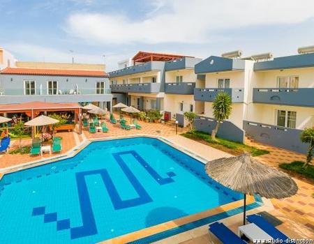 Hôtel Anthoula Village 4*