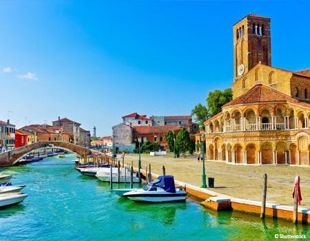 Les trésors de Venise (formule port/port)