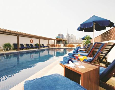 Hôtel City Max Bur Dubaï 3*