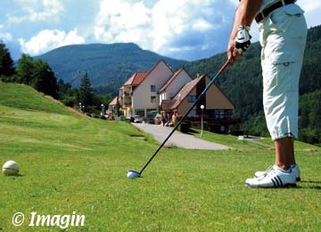 Résidence Le Domaine du Golf 4*