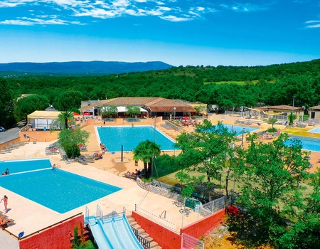 Camping Domaine de Chaussy, 5*