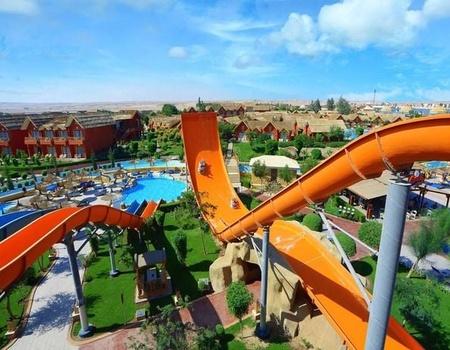 Hôtel Jungle Aqua Park Resort  4*