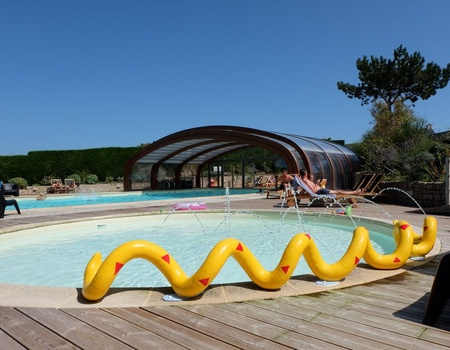 Camping Le Châtelet 5*