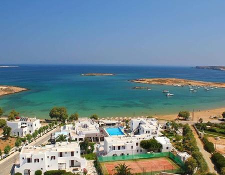 Hôtel Contaratos Beach 4*