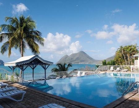Combiné Martinique Guadeloupe avec Location de voiture-Le Village Créole 3* & Résidence Caraïbes Bonheur 4*