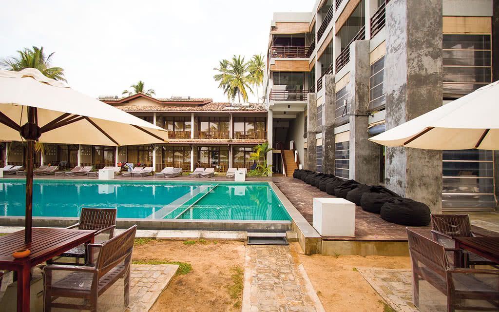 Hôtel Paradise Beach Club 4*