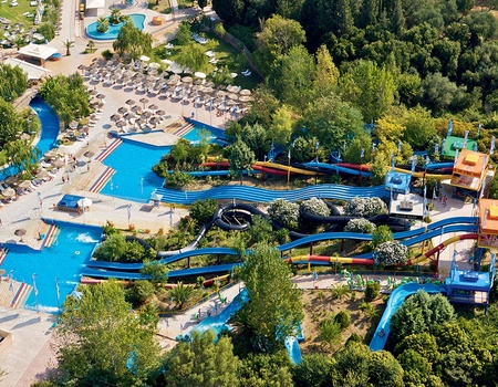 Hôtel Splashworld Aqualand Resort 4*