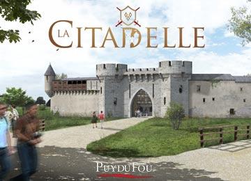 Hôtel La Citadelle 3* - Puy du Fou