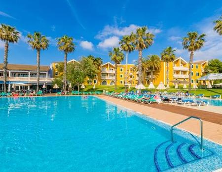 Hôtel Club Jumbo Vacances Menorca Resort 4*