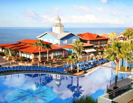 Hôtel Bahia Principe Resort Costa Adeje 4*