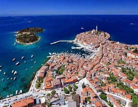 Circuit Grand tour de Croatie