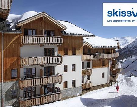 Résidence Skissim Select Les Bergers