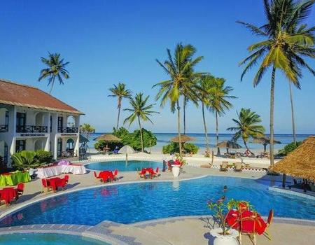 Hôtel African Sun Sand Sea Resort & Spa 3*