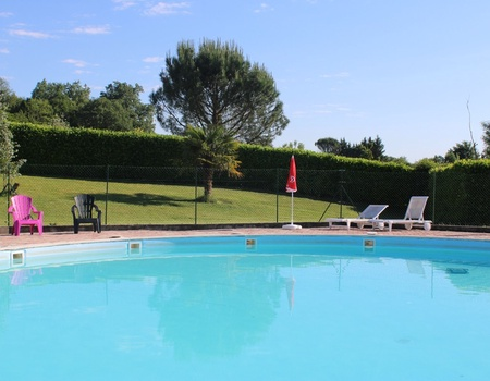 Camping Le Casties, 3*