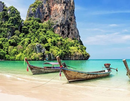 Combiné Krabi, Koh Yao Noi & Phuket 4*