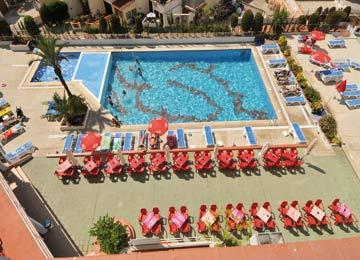 Résidence hôtelière Xon's Playa