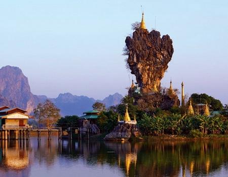 Circuit Sonate Birmane - Départs janvier 2020