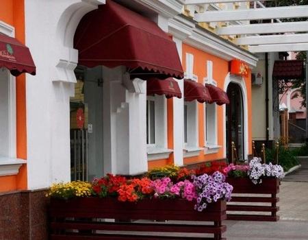 Hôtel Mandarin 4*