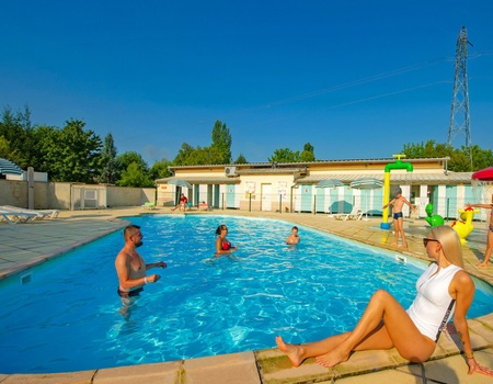 Camping Le Ried, 3*
