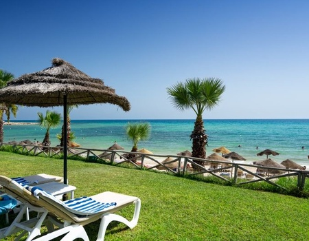 Hôtel Palm Beach Hammamet 4*