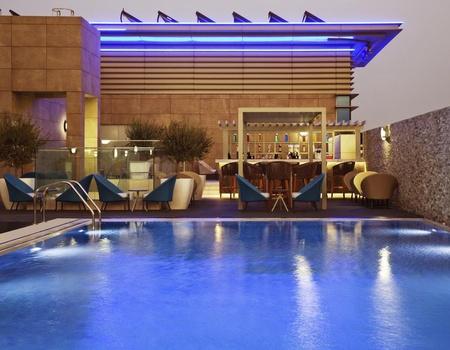 Hôtel Novotel Bur Dubai 4*