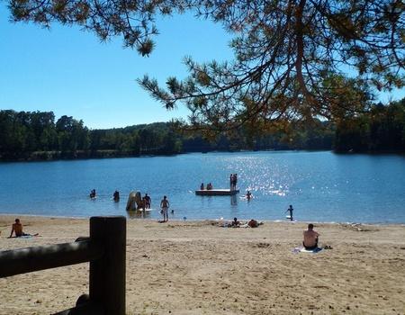 Camping du Lac 3*