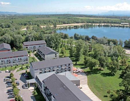 Hôtel-Résidence & Spa La Villa du Lac 3*