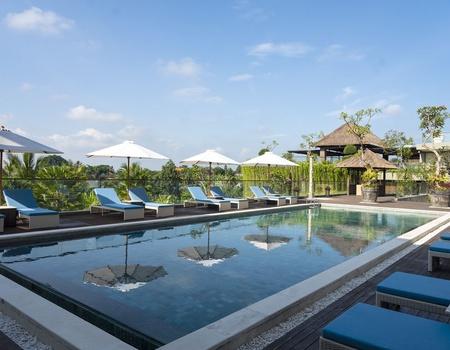 Combiné Sthala Ubud 5* & Courtyard by Marriott Nusa Dua 5*