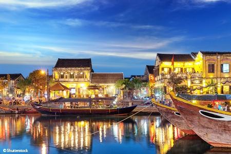 Croisière Du delta du Mékong aux temples d'Angkor + extension villes impériales, Hanoï et Baie d'Along