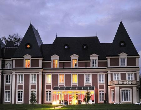 Résidence Les Portes d'Etretat 3* Le Château