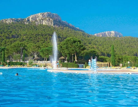 Camping Castell Montgri, 5*
