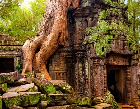 Circuit Les Merveilles du Cambodge