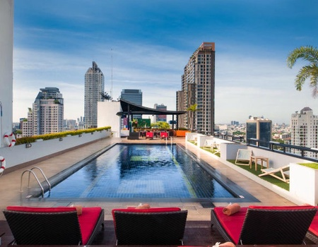 Combiné 10 nuits Bangkok Hôtel Furama Sillom 4* & Phuket Hôtel Kata Avista 4*