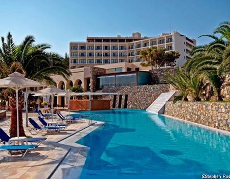 Hôtel Wyndham Grand Crete Mirabello Bay *****