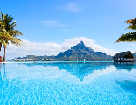 Circuit Divine Polynésie, de Tahiti à Bora Bora