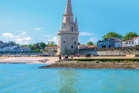 Croisière en Aquitaine de Bordeaux à Royan (formule port-port)