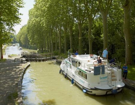 Séjour fluvial en Pénichette® au départ de Lattes