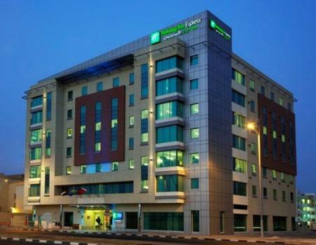 Hôtel  Holiday inn express Jumeirah 2*