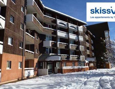 Appartement de particulier Skissim Classic - Résidence les Horizons d'Huez