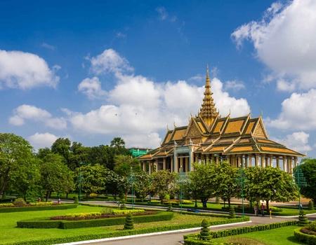 Sourires du Cambodge