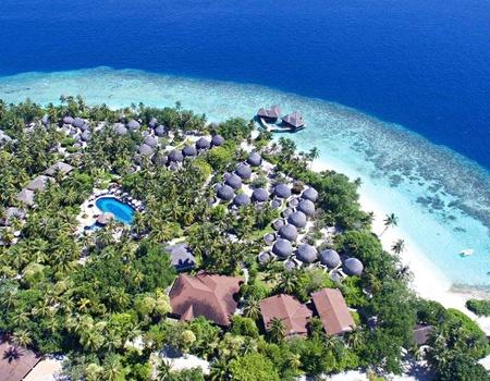 Hôtel Bandos Maldives 4*