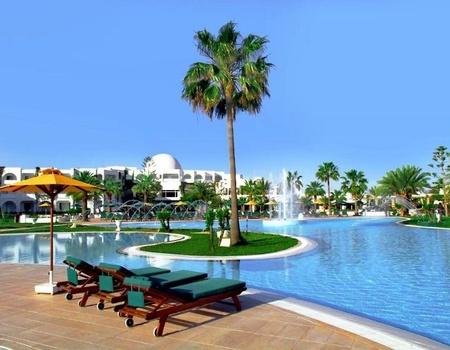 Hôtel Djerba Plaza Thalasso and Spa 4*