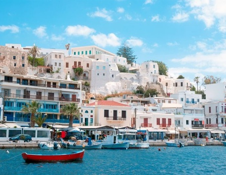 Combiné Iles Mykonos-Naxos
