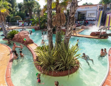 Camping Eden Oasis Palaviasienne 4*